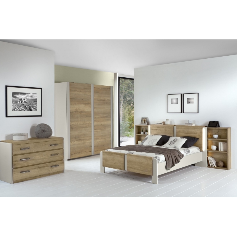 lit calypso le g ant du meuble. Black Bedroom Furniture Sets. Home Design Ideas