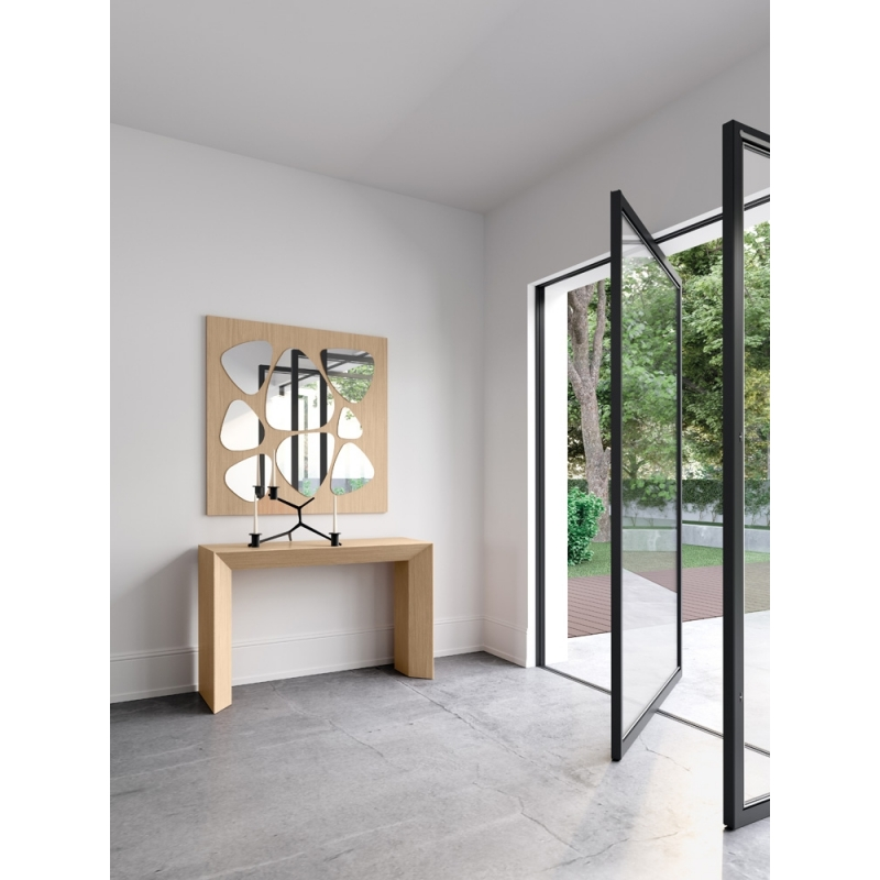 console extensible lucie le g ant du meuble. Black Bedroom Furniture Sets. Home Design Ideas