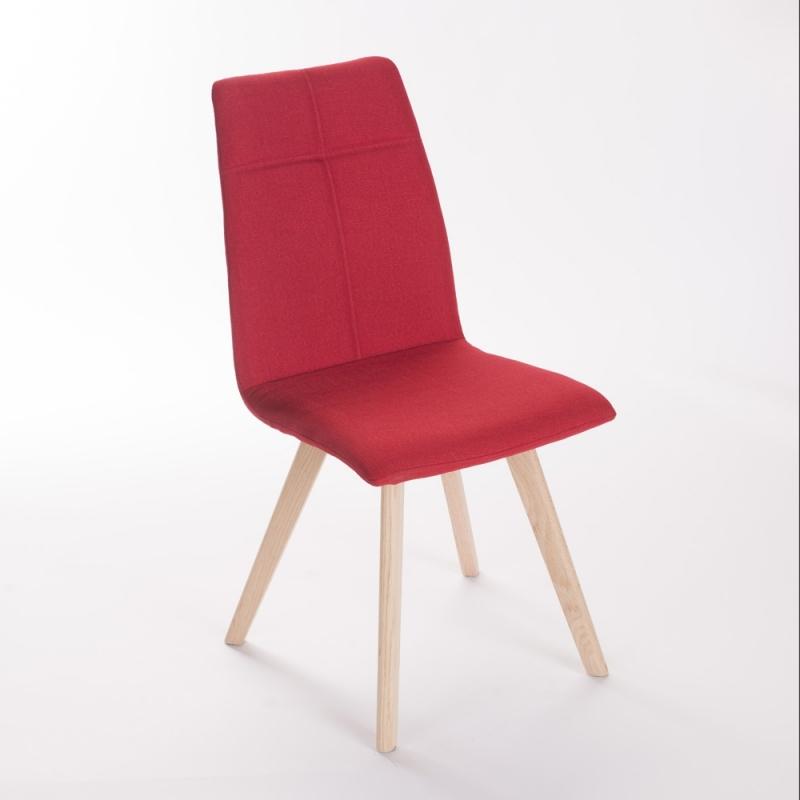 Chaise lyna le g ant du meuble for Le geant du meuble la valette