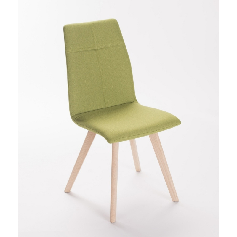 Chaise lyna le g ant du meuble for Le geant du meuble la valette