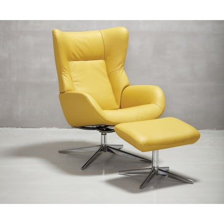 Fauteuil relax pivotant Fox