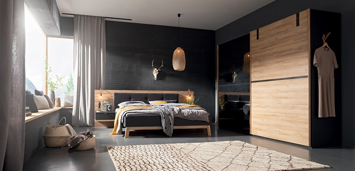 chambre et literie le g ant du meuble. Black Bedroom Furniture Sets. Home Design Ideas