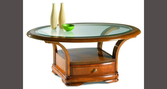 TABLE BASSE STYLISEE