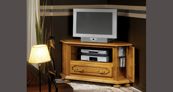 meuble tv d angle meubles tv le geant du meuble. Black Bedroom Furniture Sets. Home Design Ideas