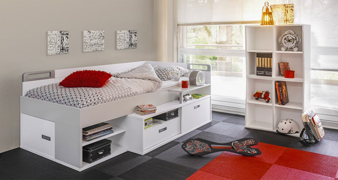 meubles debray chambre a coucher dimix gautier. Black Bedroom Furniture Sets. Home Design Ideas