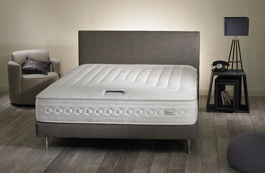 meubles ortelli matelas havane simmons. Black Bedroom Furniture Sets. Home Design Ideas