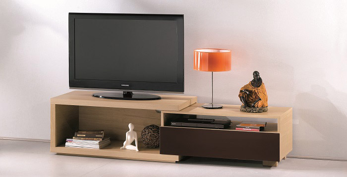 meubles tv meubles debily. Black Bedroom Furniture Sets. Home Design Ideas