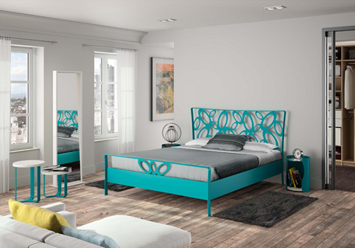 ameublement saint louis lit moderne p n lope. Black Bedroom Furniture Sets. Home Design Ideas