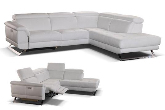 Canap s et fauteuils de relaxation le geant du meuble - Canape relaxation electrique ...