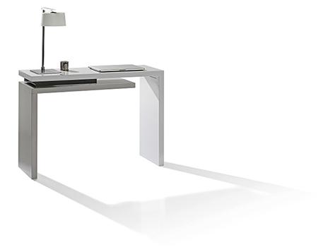Console bureau 1 tiroir