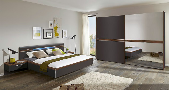 Chambres adultes le geant du meuble for Photos chambre adulte