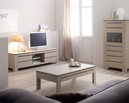 meubles tv alliage. Black Bedroom Furniture Sets. Home Design Ideas