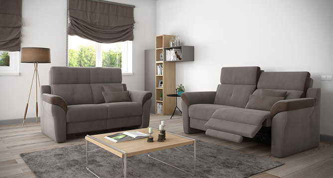 canape 3 places 2 relax electrique tiger canap s et fauteuils de relaxation le geant du meuble. Black Bedroom Furniture Sets. Home Design Ideas