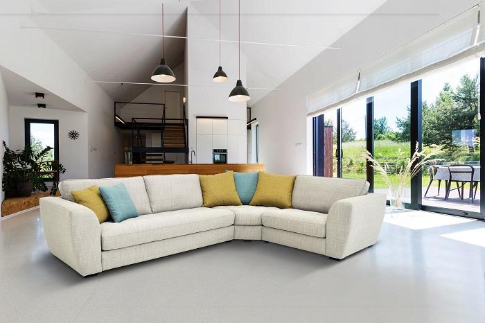 canap s modernes meubles lyon saint priest. Black Bedroom Furniture Sets. Home Design Ideas