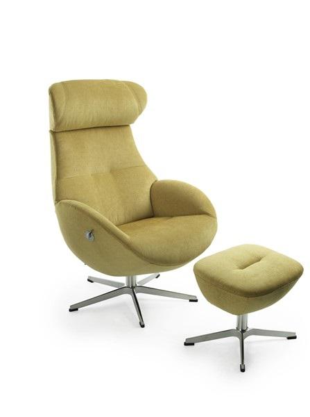 fauteuil de detente globe canap s modernes le geant du meuble. Black Bedroom Furniture Sets. Home Design Ideas