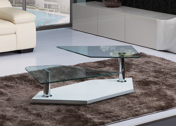 Table basse gautier addict for Geant du meuble