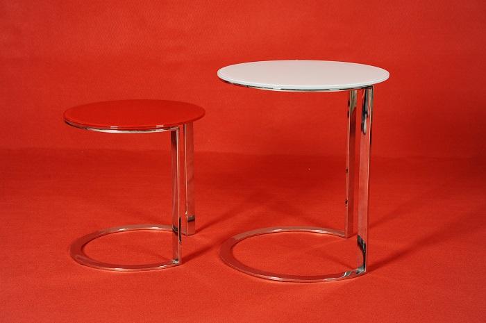 LOT DE 2 TABLES GIGOGNE