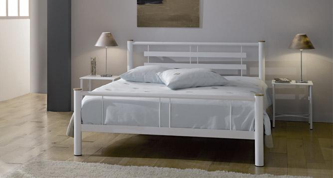 ameublement saint louis lit moderne latino. Black Bedroom Furniture Sets. Home Design Ideas