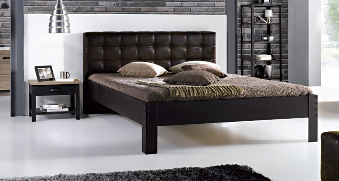 lit moderne lits et syst mes de lit le geant du meuble. Black Bedroom Furniture Sets. Home Design Ideas