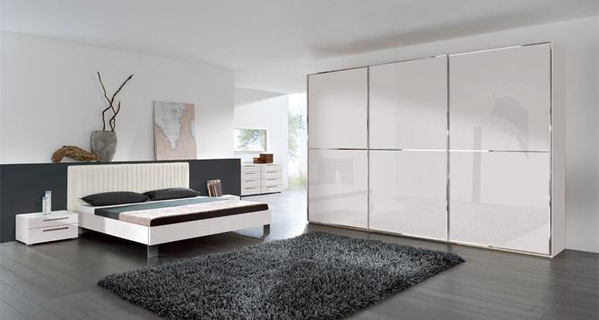 Syst me d 39 armoires portes coulissantes et battantes rangements le geant du meuble - Systeme fermeture porte meuble ...