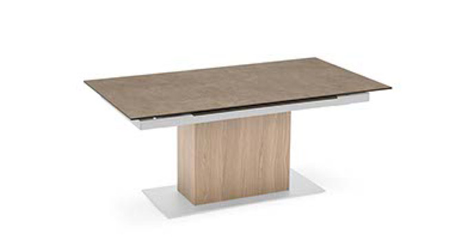 Table syncro connubia tables chaises tabourets et for Le geant du meuble la valette