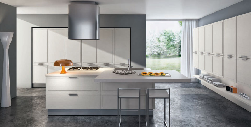 les cuisines monnier. Black Bedroom Furniture Sets. Home Design Ideas