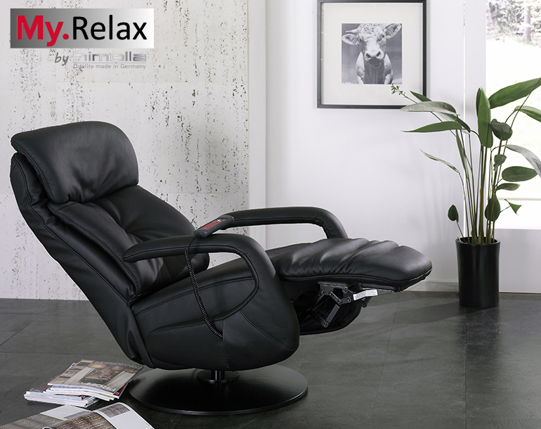 Fauteuil de relaxation My.Relax by Himolla