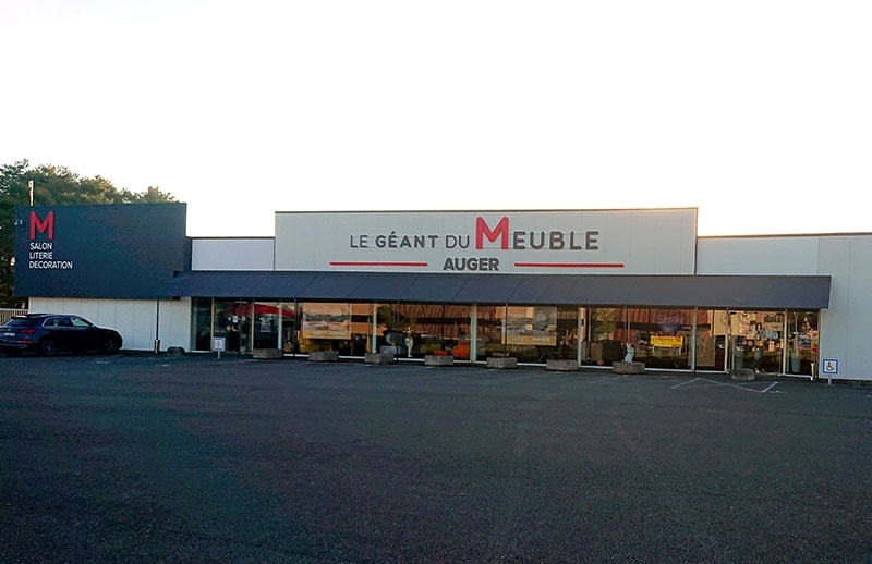 MEUBLES AUGER SULLY-SUR-LOIRE