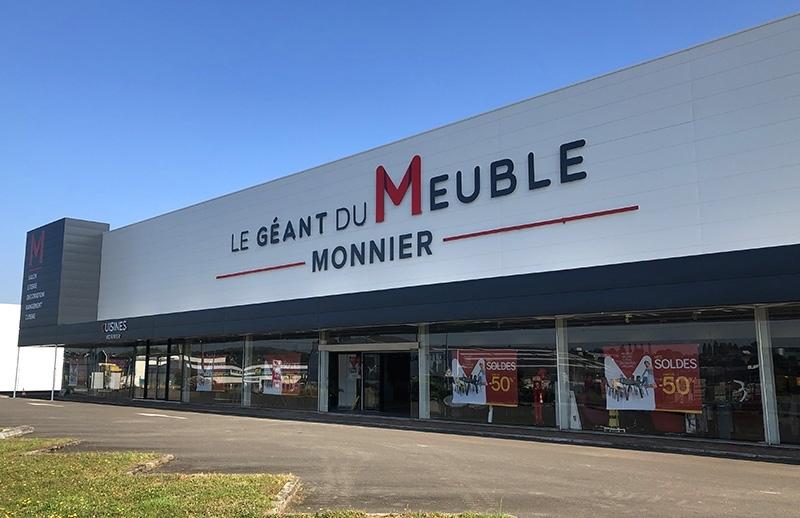MEUBLES MONNIER LAVAL