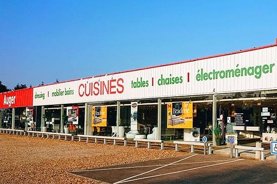 Cuisines & Bains - Auger